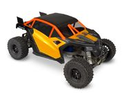 "JConcepts T2 - Truth 2"" UTV Slash 2wd & 4x4 - Clear Body"
