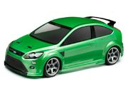 HPI-Racing Ford Focus RS Clear Body (200mm)
