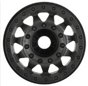 "Pro-Line F-11 2.8"" Black (Traxxas® Style Bead) 17mm hex (2)"