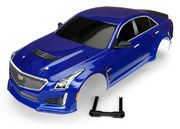 Traxxas Body Cadillac CTS-V Painted Blue