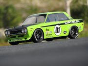 HPI-Racing Datsun 510 Clear Body (WB225mm)