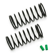 Team Associated 12mm Front Spring Green 3.15 lb (2)