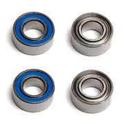 Team Associated FT Bearings, 5x10x4 mm