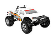 Team Corally 2wd Mammoth SP 1/10 Brushed Monster Truck RTR W/o Battery & Charger