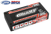 Team Corally Voltax 120C LiPo HV Battery 8000 mAh 3.8V 1S Hardcase 4mm Bullit