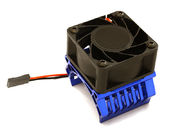Integy 36mm Motor Heatsink 40 x 40mm Cooling Fan 17k rpm For TRX-4