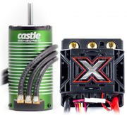 Castle Mamba Monster X ESC Combo with 1512-1800KV sensored motor