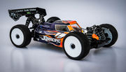 JQRacing THEeCar Black Edition - Kit