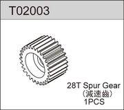TeamC 28T Spur Gear