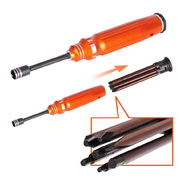 TeamC 8 in 1 Tool - Orange