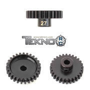 Tekno RC M5 Pinion Gear (27t MOD1 5mm bore M5 set screw)
