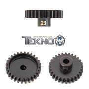 Tekno RC M5 Pinion Gear (28t MOD1 5mm bore M5 set screw)