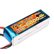 Gens Ace 6000mAh 35C 4S1P (14.8V) Lipo Battery