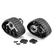 FTX Fury 1/10 Crawler Snow / Sand Tracks (12mm Hex) - Rear