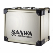 Sanwa Aluminium Carrying Case For M17 Transmitter