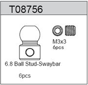 TeamC 6.8 Ball Stud - Swaybar (6)