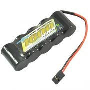 Voltz 1600Mah 6.0V RX Straight Battery w/ JR Plug