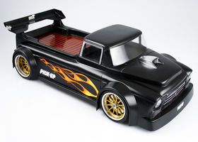 "Mon-Tech Racing 1:10 Pick-Up ""T"" 190mm Touring Car body - Unpainted"