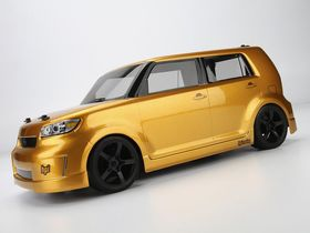 HPI-Racing Scion Xb Clear Body (WB225mm)