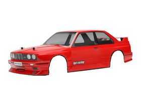 HPI-Racing BMW E30 M3 Clear Body (200mm)