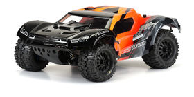 Pro-Line Pre-Cut Monster Fusion Short Course Clear body