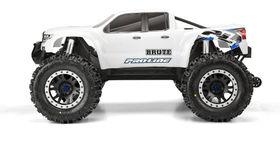 Pro-Line Pre-Cut Brute Bash Armor Body For X-Maxx (White)