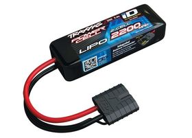 Photo Demo - Traxxas Power Cell 2200mAh 7.4v 2-Cell 25C LiPo Battery For 1:16