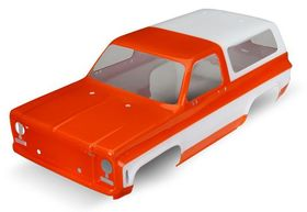 Traxxas Chevy Blazer 1979 Orange Body - Pre-Painted