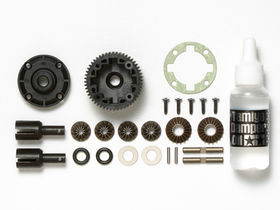 Tamiya TA06 Steel Gear Differential Unit (Rear)