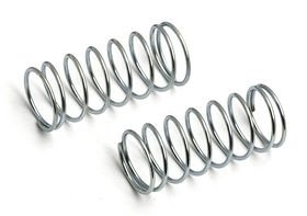 Team Associated Front Buggy Springs 3.85lb (Silver) (2)