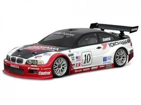 HPI-Racing BMW M3 GT Clear Body (200mm)