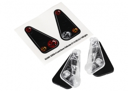 Traxxas Tail Light Housing Land Rover Defender (2)