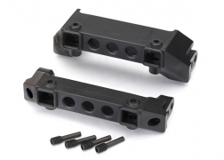 Traxxas Bumper mounts front and rear TRX-4