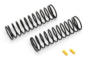 Team Associated 12mm Rear Spring Yellow 2.40 lb (2)