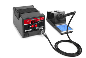 Team Corally Soldering station 75W UK plug