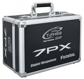 Futaba Carrying Case Aluminium T7PX