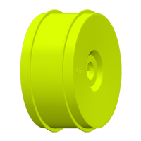 GRP 1:8 BU - WHEEL - Y Yellow - New Closed Design (2)