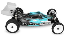 JConcepts F2 - XRAY XB2 Body Lightweight - Clear