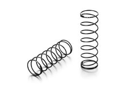 Xray Rear Spring Set L=57mm - 2 Dots (2)