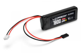 Sunpadow Receiver battery Li-Po 7,4V 1800mAh 5C