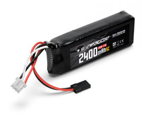 Sunpadow Receiver battery Li-Po 7,4V 2400mAh 5C