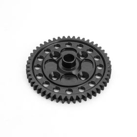 Tekno Spur Gear Steel CNC Lightened - 48T