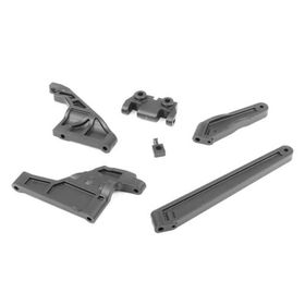 Tekno RC Chassis Brace Set (front/rear/center, EB/ET48 2.0)