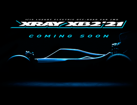 Xray XB2C'21 - 1/10 Off-Road Car 2WD - Carpet Edition