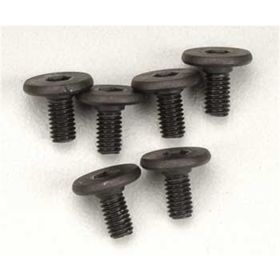 Traxxas Screws 3X6mm Flat-Head Machine (6)