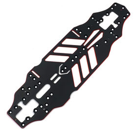 Xpress Aluminum 2mm Bottom Chassis Plate For XM1 XM1S
