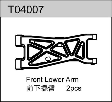 TeamC Front Lower Arm (2)