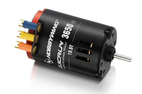 Hobbywing QuicRun Brushless Motor 3650 SD G2 - 25.5T